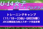 関西地区の今週末のサッカー大会・イベントまとめ【11月16日(土)、17日(日)】