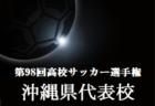 2019年度 第34回九州大学サッカーリーグ 優勝は福岡大学!