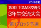 2019年度 U-14サッカーリーグ 西三河 (愛知) 優勝は安城市立東山中学校!