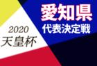 2020年度 第25回愛知県サッカー選手権大会 兼 天皇杯 愛知県代表決定戦  優勝はFCマルヤス!3年ぶり4度目の全国大会出場決定!
