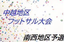 2019 第32回 新潟県選抜中学生フットサル大会【U-14】 南西地区順位決定戦  優勝は柏崎ユナイテッドFC