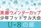 2019年度 第18回 西小倉チャレンジカップ U-10 福岡県 優勝はBUDDY!