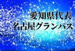 がんばれ名古屋グランパス! 第43回全日本U-12サッカー選手権大会 愛知県代表・名古屋グランパスU-12紹介