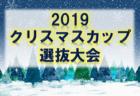 2019年度 第27回 東京都クラブユースサッカーU-14選手権大会 4次リーグ組合せ決定!
