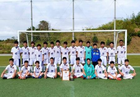OFA第15回沖縄県クラブユースU-14サッカー大会2019 優勝はFC琉球!