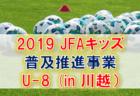 2019年度JFA第43回全日本U-12サッカー選手権大会 茨城県大会  優勝チームコメント掲載!