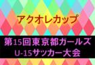 2020年度 第27回少年サッカーなでしこリーグ 3年生(埼玉)大会詳細・組合せ募集!3月開催