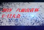 2019八面山荘杯 U-12大会 結果掲載!優勝はスマイススポーツ! 大分 中津