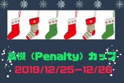 2019年度 高槻(Penalty)カップ(大阪) 優勝は柏田SC!