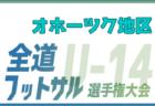 セレマカップJFA U-12サッカーリーグ2019 後期 地域リーグ 全日程終了!最終順位掲載!