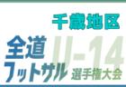2019年度第31回全道U-18フットサル選手権大会 函館地区予選(北海道)優勝は檜山北高校!