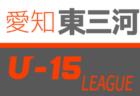 2020年度  西三河 U-15 サッカーリーグ (愛知) 情報お待ちしています!