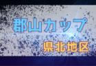 2019年度 第48回埼玉県サッカー少年団大会 中央大会 優勝は江南南!