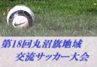 2019年度 郡内東U-10リーグ大会 (山梨県)  1/25結果速報!