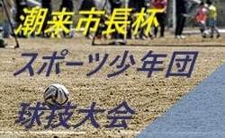 2019年度 第36回 潮来市長杯スポーツ少年団球技大会(茨城) 1/25結果速報!2次リーグ組合せ掲載!