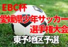 2020年度 キムチカップ U-10(福岡) 優勝はESLサッカースクール!