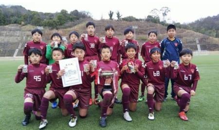 2019年度 第49回 香川 高松市小学生サッカー大会(U-12)優勝はDESAFIO!