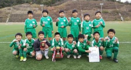 2019年度 第49回 香川 高松市小学生サッカー大会(U-10)優勝は高松第一!