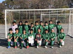 2019年度 第3回TOMAS交流会 東京都3年生サッカー交流会第8ブロック予選 優勝は大森FC!