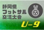 2019年度 第26回大阪小学生サッカー大会(U-11)泉北地区予選 中央大会出場5チーム決定!
