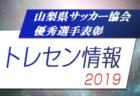 2019年度 第29回つくしんぼ杯ジュニアサッカー大会 U-10(福岡県)優勝は大坪少年SC!情報ありがとうございます!
