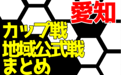 【6月7月 愛知のカップ戦/地域公式戦まとめ】7/4,5豊橋交流戦U-10,U-12(とよしんカップ代替  )組み合わせ掲載!