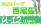 【延期】2020年度  AIFA 愛知県 U-12サッカーリーグ前期  情報お待ちしています!