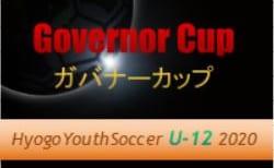 【大会中止】2019年度 ガバナーカップ Hyogo Youth Soccer U-12 2020(兵庫) 3/28,29開催!情報募集