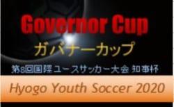 【大会中止】2019年度 第8回国際ユースサッカー大会 知事杯 ガバナーカップ Hyogo Youth Soccer2020(兵庫) 3/26~29組み合わせ掲載!