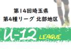 【5/31まで延期(中止)】2020年度 第14回埼玉県第4種リーグ 東部地区 東部北地区組み合わせ決定!