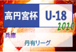 高円宮杯 JFA U-18サッカーリーグ2020 丹有リーグ(兵庫) 優勝は三田祥雲館!未判明分の情報提供お待ちしています