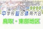 【大会中止】2020年度 第69回 宮城県高校総体 男子サッカー競技 インターハイ