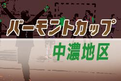 【大会中止】2020年度 バーモントカップ第30回全日本Jrフットサル中濃地区大会(岐阜)5月