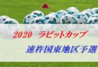 【大会中止】2020年度 第9回全日本不動産協会杯争奪少年サッカー大会(ラビットカップ)大分地区予選 5月開催