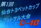 2019年度 かんぽカップU-8チャレンジトーナメント(京都府)結果募集!