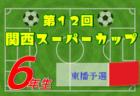【8/29以降に延期】2020年度 高円宮杯 JFA U-18サッカーリーグ2020 滋賀