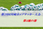 2019年度 浦安市招待5年生サッカー大会(千葉)  結果情報お待ちしています!