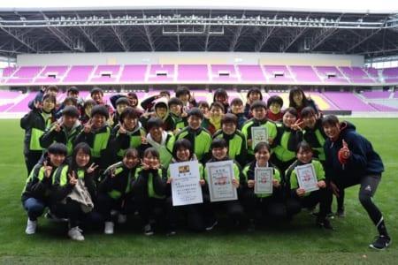 2019年度 京都高校サッカー新人大会 女子の部 優勝は京都精華!