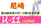 2020年度 アルビレックス新潟SMILEカップU-10 優勝はkF3!