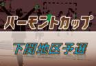 【大会中止】2020年度 JFA バーモントカップ第30回全日本少年フットサル大会 山口地区予選 (山口県)