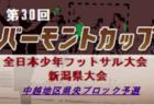 2019年度 第37回カンピーナス市長旗争奪少年サッカー大会(岐阜)優勝は若鮎城西!