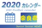 2020年度 サッカーカレンダー【奈良県】年間スケジュール一覧