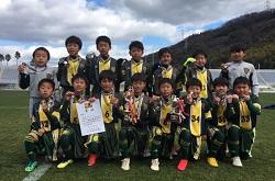 2019年度 日刊スポーツ杯第26回関西小学生サッカー大会 和歌山県大会 優勝は南紀JSC!