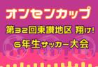 2019年度 兵庫女子U-12プリンセスリーグ2019 優勝は神戸市トレセン女子U-12!
