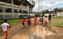 【前編】サッカーを通して海外を知る!福岡大学サッカー部、ボリビア支援活動中!