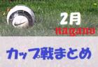 2019年度 関東U-14トレセン女子交流戦 (茨城県開催) 優勝は神奈川県!全結果情報ありがとうございます!