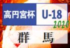 2020年度 第98回 関西学生サッカーリーグ 3部(後期) 最終結果掲載!