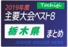【栃木県】参加メンバープレイバック!2019 JFAフットボールフューチャープログラムトレセン研修会(FFP)2019/8/1~8/4