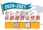 【大会中止】2020年度 第6回JCカップU-11少年少女サッカー大会 福井県大会