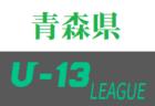 高円宮杯JFA U-15サッカーリーグ2020青森県あすなろ(みちのく)リーグ表更新!(10/27現在)